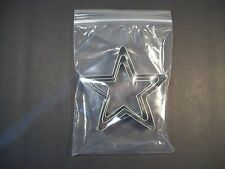 """Ziplock Bags 6"""" x 8"""" Reclosable 100 Clear Plastic Resealable 2 mil Jewelry"""