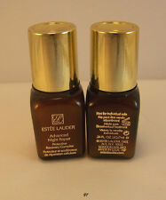 Estee Lauder ADVANCED NIGHT REPAIR (LOT OF 2) .24fl.oz  NEW-No Box