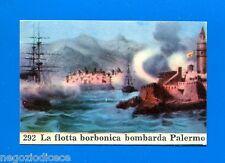 CENTENARIO UNITA D'ITALIA - Figurina-Sticker n. 292 - FLOTTA BORBONICA -Rec