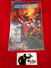 Ultracomics Ultraman Virgin Cover Edition Sealed Comic Book #3 Of 3