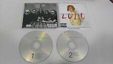METALLICA & LOU REED LULU 2 X CD EU EDITION