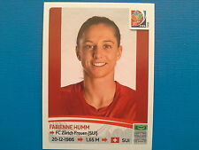 Panini FIFA Women's World Cup Canada 2015 - N.212 HUMM SWITZERLAND