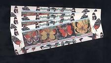(928020) 3x Butterflies, Small lot, Private / local issue