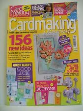 Magazine. Card Making & Papercraft. Issue 43. September 2007. Fine Art Quilling.