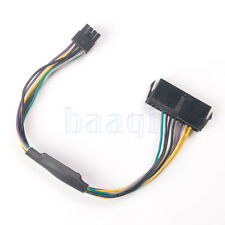 24Pin to 8p Power ATX Cable for DELL Optiplex 3020 7020 9020 T1700 Q75 65 MA