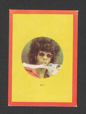 SLY & The Family Stone 1970s Pop Rock Music Sticker
