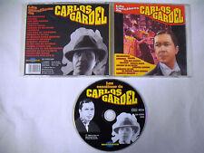 CARLOS GARDEL  Las Canciones  CD