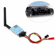 5.8G 40CH 1000mW Wireless Video Audio Transmitter TX For FPV RC Quadcopter Drone