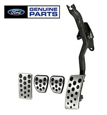 1999-2004 Mustang Mach 1 GT Bullitt Genuine Ford Gas Brake Clutch & Dead Pedals