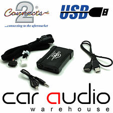 Connects2 CTATYUSB002 Toyota All Models 04  USB SD AUX Car Interface Adaptor