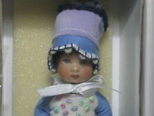 """HELEN KISH """"DEBUT ELLERY""""  6"""" Doll and his Wooden Horse RARE MIB"""