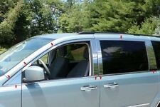 FITS CHRYSLER TOWN AND COUNTRY POLISHED STAINLESS CHROME WINDOW PACKAGE 16PCS