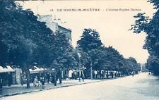 LE KREMLIN-BICÊTRE 12 l'avenue eugène-thomas