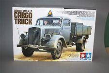 35291,Tamiya 1:35, Deutscher Transport LKW, WWII,GMKT World of War II,Plastikmod