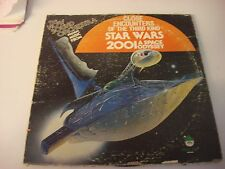 Main Title Themes From Star Wars Close Encounters 2001 LP Now Sound Orchestra