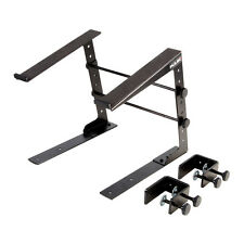 Pulse LTS - DJ Laptop Stand with desk clamps [ST0309315] Tablet Holders