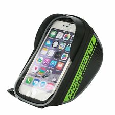 Bike Bag Bike Pouch Cycling Bicycle Bike Frame Bags Double Pouch For Cellphone B