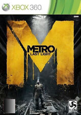 Metro: Last Light Xbox 360 Brand New & Sealed