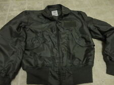 EXCELLENT CONDITION VINTAGE U.S AIR FORCE CWU 36P FLIGHT JACKET ARMY M 1985