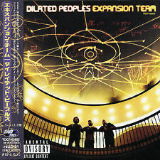 Expansion Team [PA] by Dilated Peoples (CD, Nov-2001, Emi)-MADE IN CANADA