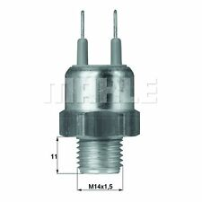 Radiator Fan Temperature Switch - MAHLE TSW 16 - Quality MAHLE - UK Stock