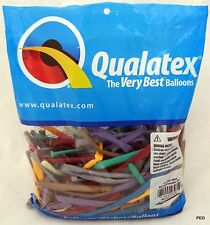 Qualatex Balloons Entertainer Assortment 100 Ct Animal Twist Balloon Sz 260 Asst