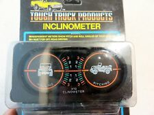 INCLINOMETER ANGLE DEGREE ROLLING PITCH GAUGE METER jeep,side by side, offroad