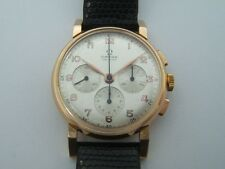 OMEGA CHRONOGRAPHE PRE 321 CAL. 27CHRO C12 12PC  EN OR ROSE 18K DE 1947 CP3
