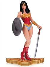 DC Collectibles_Wonder Woman The Art of War__WONDER WOMAN Statue by Paquette_MIB