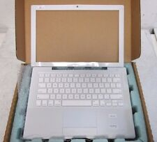"NEW Apple MacBook 922-9550 / 605-2432 Top Case Bezel Keyboard Trackpad 13"" White"