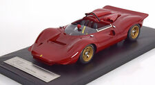 Ferrari 350 P4 CanAm 1968 Limited Edition of 88 1/18 Scale New Release In Stock!
