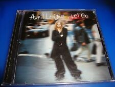 AVRIL LAVIGNE cd LET GO free US shipping