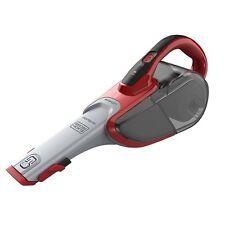 BLACK & DECKER dvj315j Rosso Batteria-ASPIRATORE A MANO 2 livelli di prestazioni 10,8 Volt