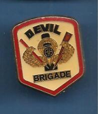 Pin's pin DEVIL BRIGADE (ref 039)