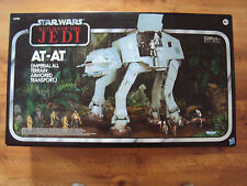 STAR WARS VINTAGE COLLECTION : AT AT ENDOR / HASBRO / MINT IN BOX !!! (NEUF)