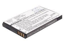 3.7V battery for HTC BA S320, Touch Viva, 35H00061-26M, Opal, T2223, Opal 100, T