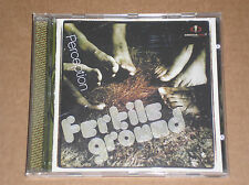 FERTILE GROUND - PERCEPTION - CD