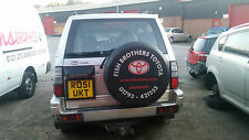 Toyota land cruiser 3.0 vx 1998-2003 automatique breaking for spares 1KD-FTV