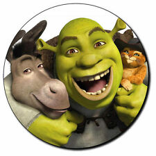 Parche imprimido, Iron on patch /Textil Sticker/ - Shrek, A