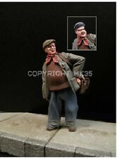 1/35 Scale resin model kit French railwayman - The mechanic Simon