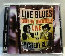 Buddy Guy & Junior Wells: Live at the Mystery Club (Qucksilver, 2003) (cd6969)