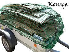 Anhängernetz Abdecknetz 2m x 3m mit Gummiseil und Randverstärkung! Netz