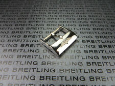 New 20mm BREITLING Stainless Polish Tang Buckle 20 mm x 1 Tongue