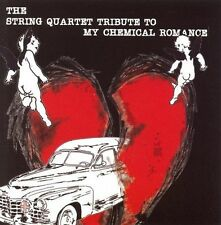 Scarce The String Quartet Tribute to My Chemical Romance by Da Capo Players (CD)