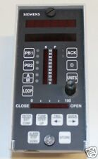 SIEMENS MOORE AUTOMATED PROCESS CONTROLLER 16357-280 IPAC-FHD-B4