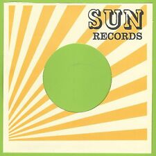 SUN (european) REPRODUCTION RECORD COMPANY SLEEVES - (pack of 10)