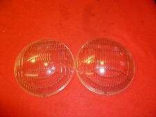 1935-37 Packard Junior headlight lenses