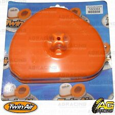 Twin Air Airbox Air Box Wash Cover For Kawasaki KX 250F 2007 07 Motocross Enduro