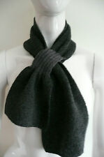 PAUL SMITH grey LAMBS WOOL small SCARF...WORN ONCE PERFECT NEW CONDITION
