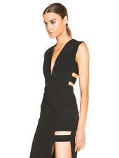 ~ MASON BLACK CUT OUT CAGE PLUNGE TOP (THIS IS INSANE!!!!!) ~ 2